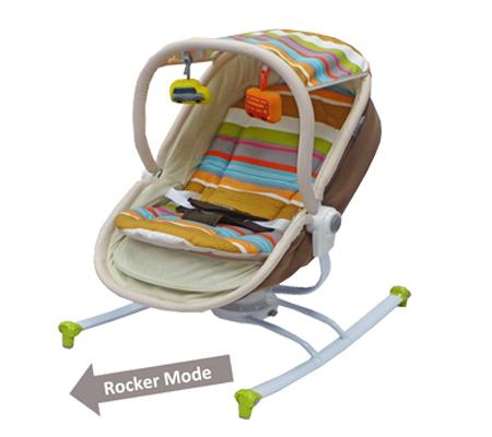 Mamalove – 2 in 1 Rocking Chair – GR20B