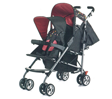 goodbaby twin stroller sd210e hgmil babys. Black Bedroom Furniture Sets. Home Design Ideas