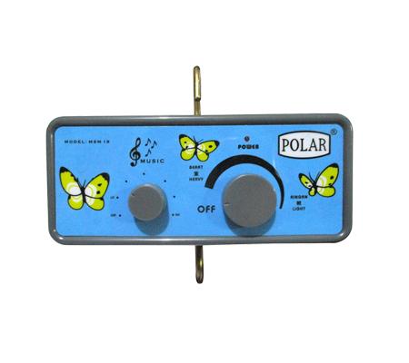 Electrical Cradle Msm18 Hgmil Babys